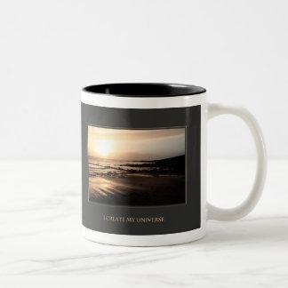 Creo mi taza del universo