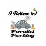 creo paralelamente parquear postal
