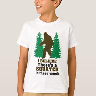 Creo que hay SQUATCH en estas maderas Poleras