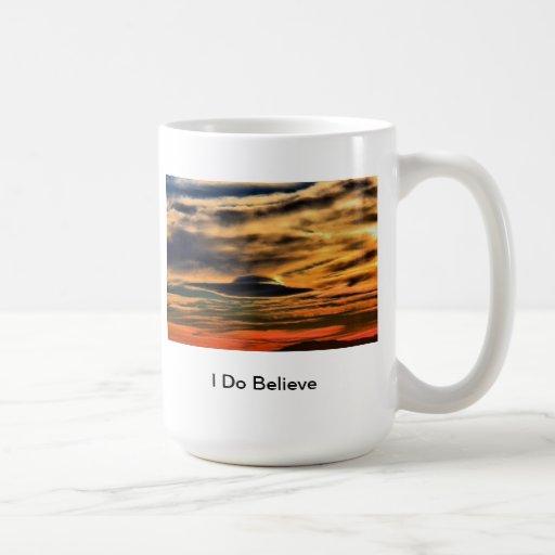 Creo Tazas De Café