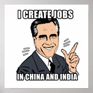 creo trabajos en China y la India - .png Impresiones
