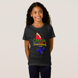 Creole Seasoning Kids T-Shirt