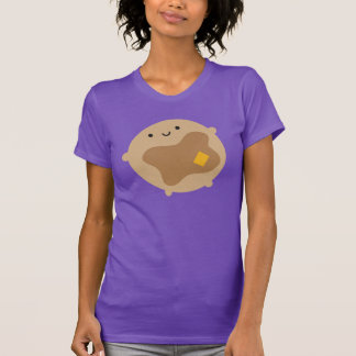 Crepe de Kawaii Camiseta