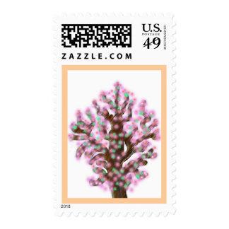 Crepe Myrtle Tree Postage