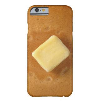 Crepe y mantequilla funda de iPhone 6 barely there