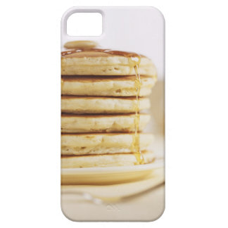 Crepes y jarabe de arce de fusión iPhone 5 Case-Mate coberturas