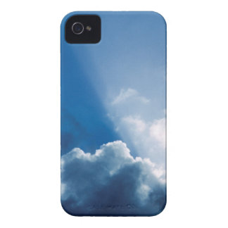 Crepuscular Rays iPhone 4 Cover