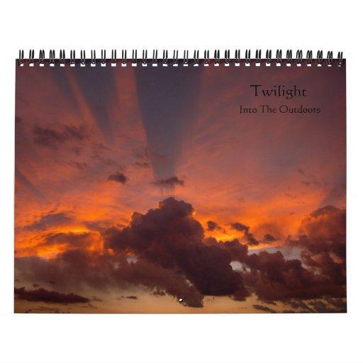 Crepúsculo 2012 calendarios