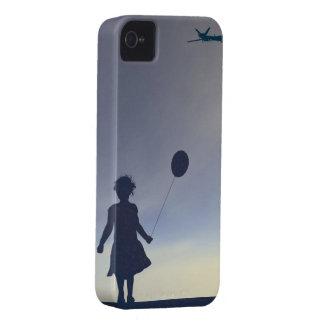 Crepúsculo americano iPhone 4 Case-Mate protectores