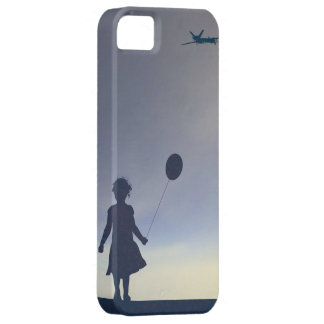 Crepúsculo americano iPhone 5 Case-Mate cárcasa