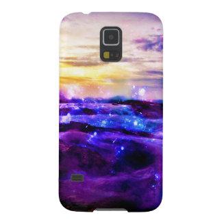 Crepúsculo de la vainilla funda galaxy s5