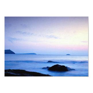 Crepúsculo de Pentire, Cornualles, Inglaterra Anuncios Personalizados