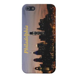 Crepúsculo de Philadelphia iPhone 5 Carcasas