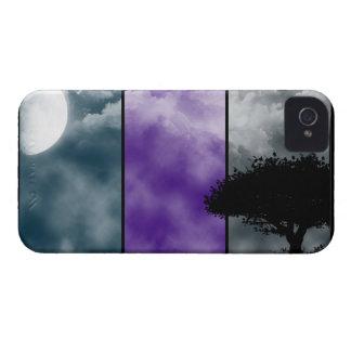 Crepúsculo del Dreamland Case-Mate iPhone 4 Carcasas