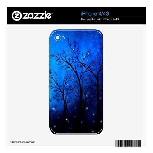 Crepúsculo Skin Para El iPhone 4