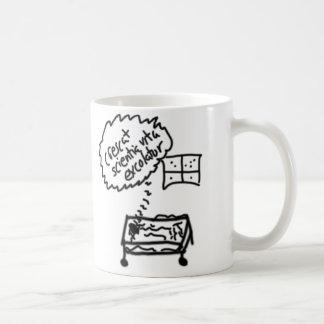 Crescat scientia vita excolatur coffee mug