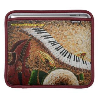 Crescent City Piano iPad Sleeve