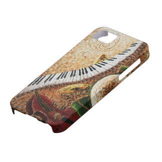 Crescent City Piano iPhone 5 Case-Mate Case
