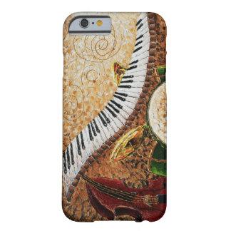 Crescent City Piano iPhone 6 Case