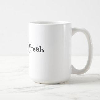 Crescent Fresh Jazzy Mug
