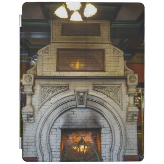 Crescent Hotel Fireplace iPad Smart Cover