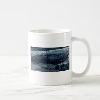 Crescent In The Snow Dune Coffee Mug