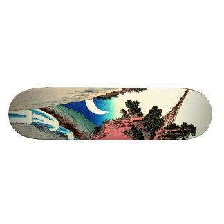 Crescent Moon 1850 Skateboard Deck