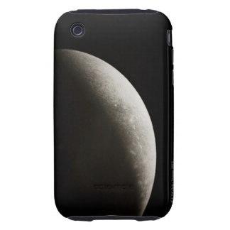 Crescent Moon 2 iPhone 3 Tough Cover