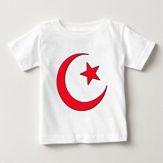 Crescent Moon Baby T-Shirt