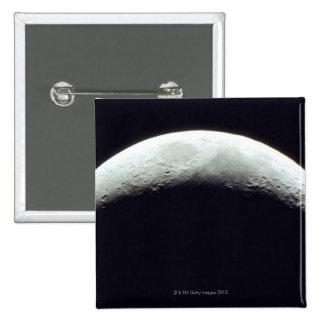 Crescent Moon Button