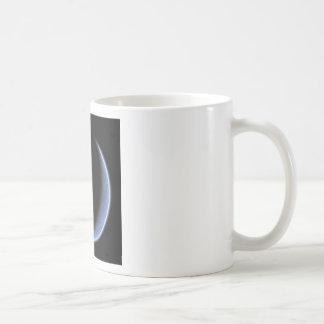 Crescent Moon Classic White Coffee Mug