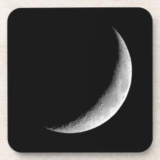 Crescent Moon Drink Coaster