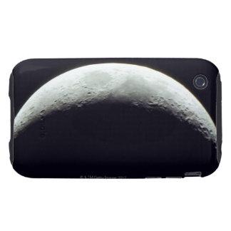 Crescent Moon iPhone 3 Tough Case