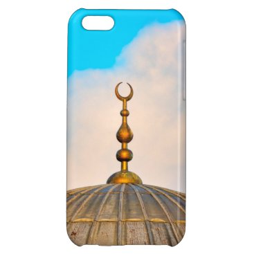 Crescent moon case for iPhone 5C
