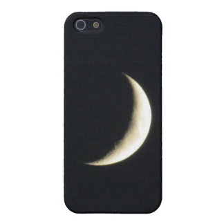 Crescent Moon iPhone SE/5/5s Cover