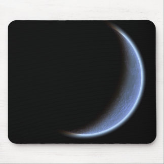 Crescent Moon Mouse Pad