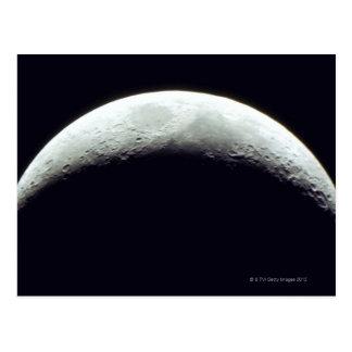 Crescent Moon Postcard