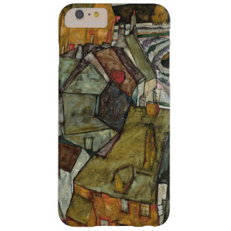 Crescent of Houses II, Island Town by Egon Schiel Barely There iPhone 6 Plus Case