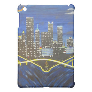 Crescent Over Pittsburgh Case For The iPad Mini
