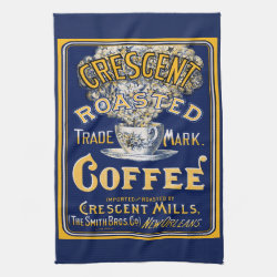 Crescent Roasted Coffee Towels