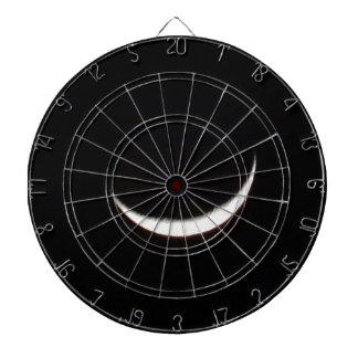 Crescent Winter Moon Dart Board