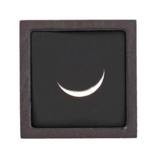 Crescent Winter Moon Gift Box