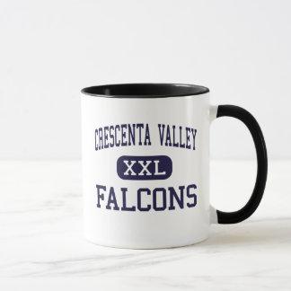 Crescenta Valley - Falcons - High - Glendale Mug