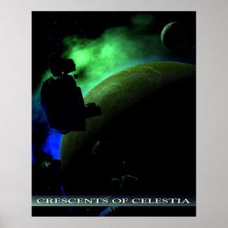 Crescents of Celestia Poster
