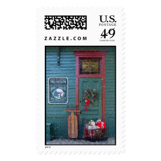 Cresco Station Museum Stamps