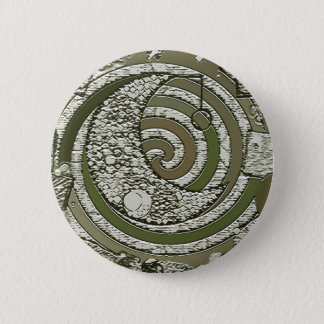 cresent moon button