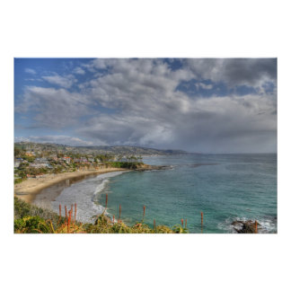 Cresent Point Lookout Print