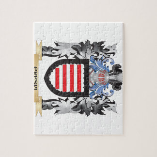 Crespi Coat of Arms - Family Crest Jigsaw Puzzle