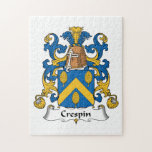Crespin Family Crest Puzzle