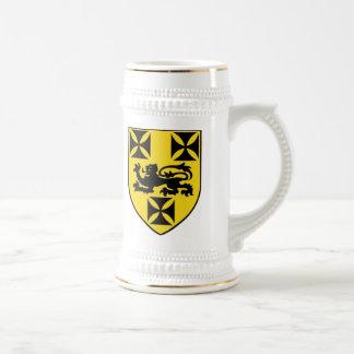 crest bales-suffolk beer stein